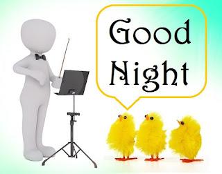 tweety bird good night pic