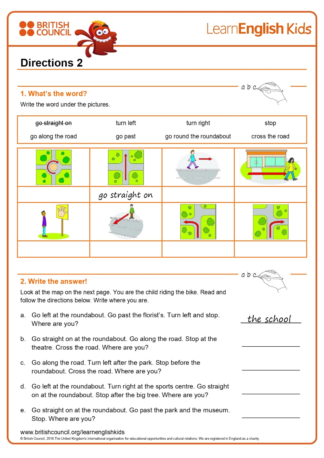 Miss Paqui Story A Treasure Map Directions