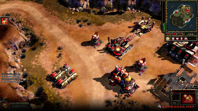 Command & Conquer Red Alert 3 Gameplay Screenshot 2
