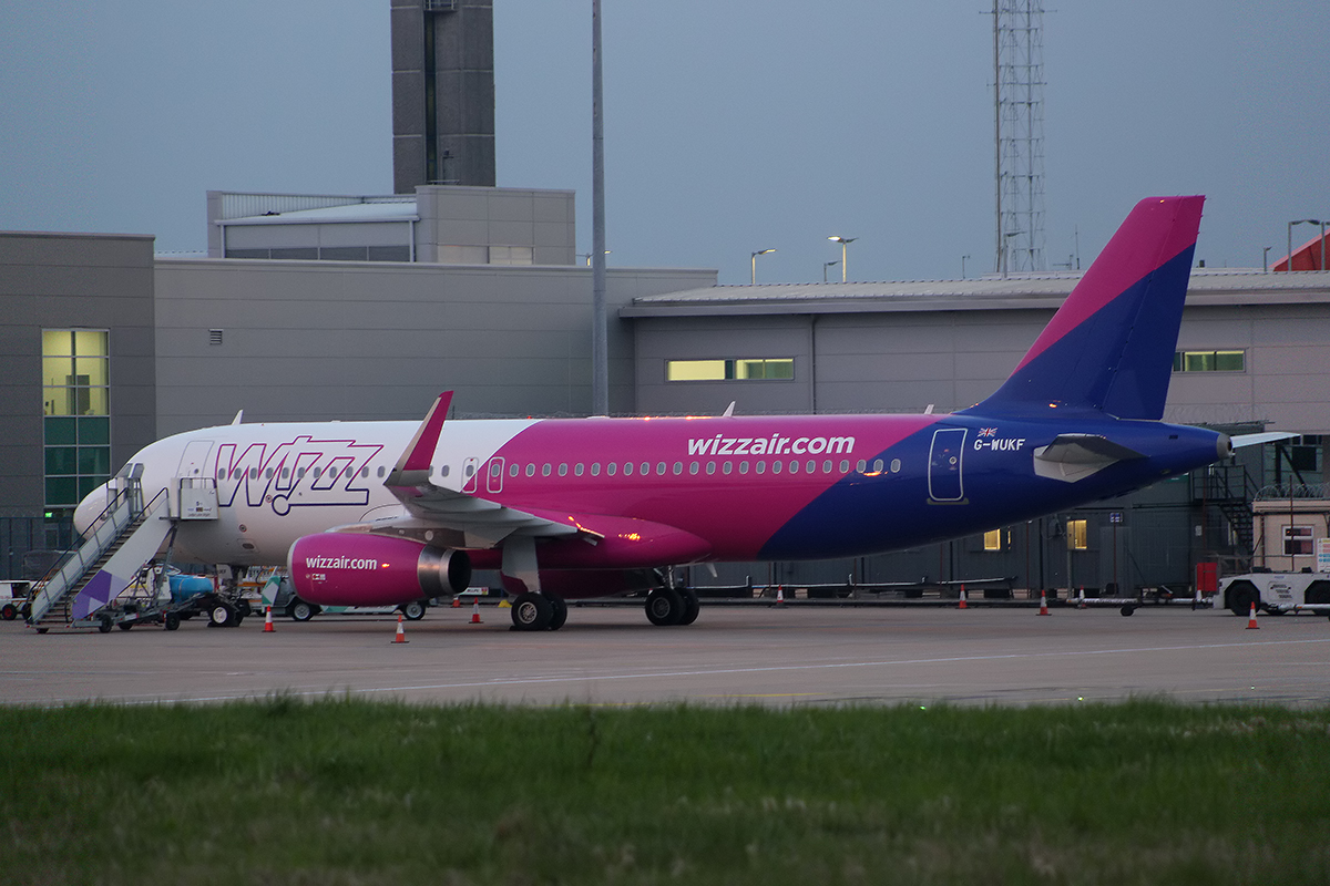 Air101 Wizz Air Starts Flights From Luton To Tenerife