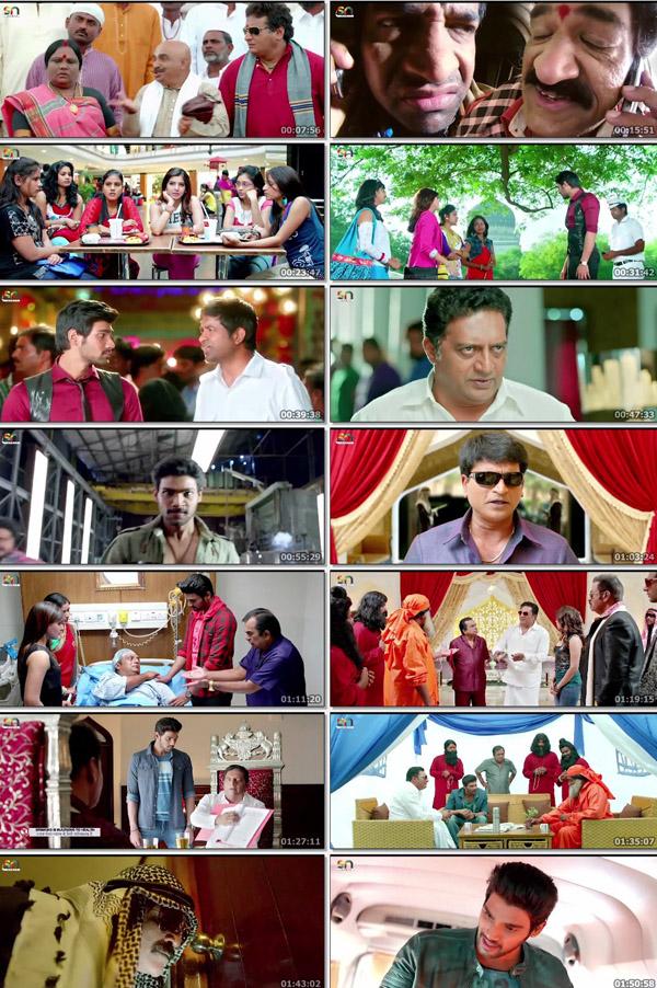 Download Mard Ka Badla (Alludu Seenu) 2019 ORG Hindi Dubbed HDRip 720p 1GB movie