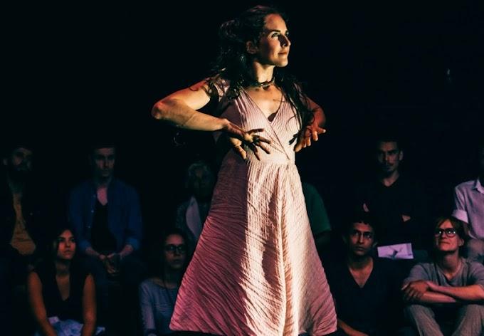O espetáculo de dança 'Lapso', de Marília Coelho, ganha versão digital
