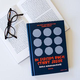 Roman Bestseller Literatur Mord Humor Buchbesprechung Buchempfehlung Buchkritik