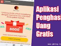 Cashzine Apk Penghasil uang Gratis Membayar Atau Hanya Scam ?