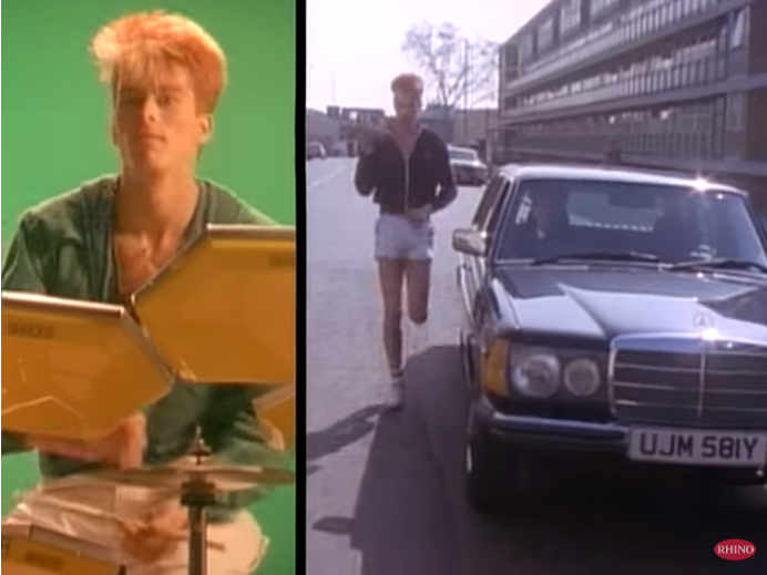 kenneth in the (212): Song of the Day: 'Ooh to Be Ah' by KajaGooGoo