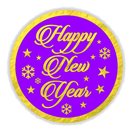 Collection 19 Stickers Happy New Year 2020 Stickers Happy New Year Stickers for Whatsapp Messages