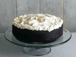 طريقة عمل كعكة الشوكولاتة بالماسكربون ( بدون دقيق )