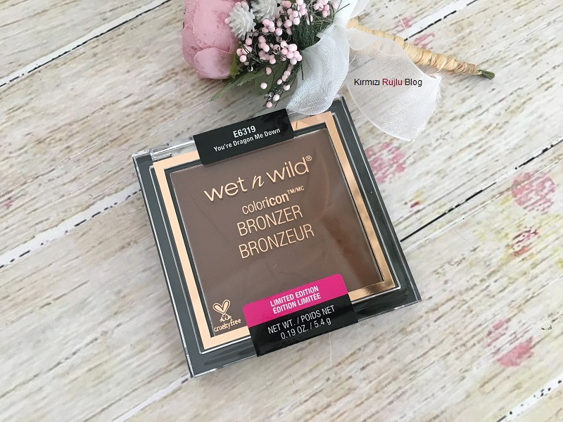 Wet n Wild Fire Ice  Bronzer