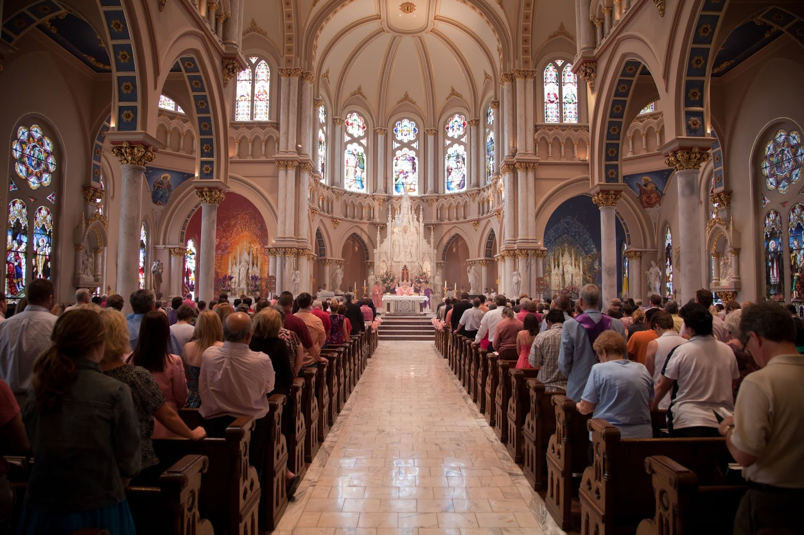 how to become a deacon in the roman catholic church