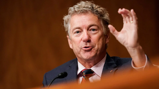 Rand Paul: 11 Million Americans Are 'Immune' After Recovering From COVID, 'Scientific Illiterates' Are Denying It