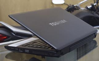 Laptop Toshiba C640 Intel Pentium B940 Malang