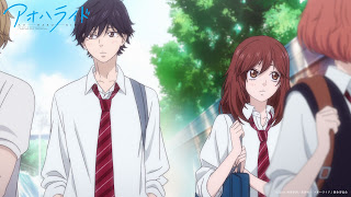 Ao Haru Ride Subtitle Indonesia 1 - 12 (END) + OVA - Download Gratis