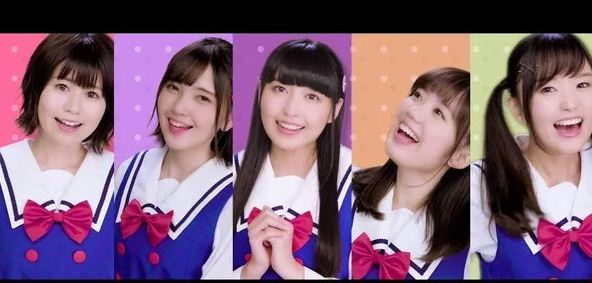 Watashi ni Tenshi ga Maiorita!: Anime's Cast Perform Opening Theme