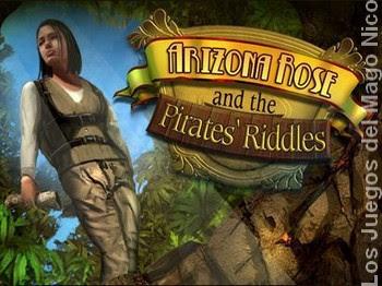 ARIZONA ROSE AND THE PIRATES' RIDDLES E