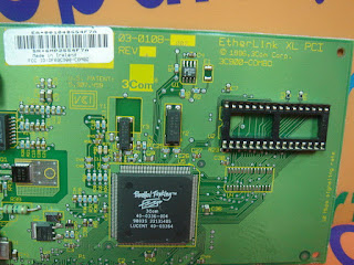 3COM 3C900-COMBO / 03-0108-002 REV A / ETHERLINK XL PCI