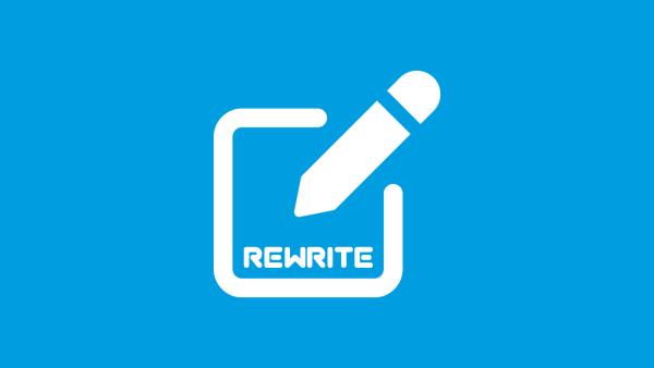 Apakah Rewrite Artikel Blog Boleh Dilakukan?