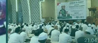 Pj Walikota Makassar Hadiri Hari Santri Di Masjid Raya