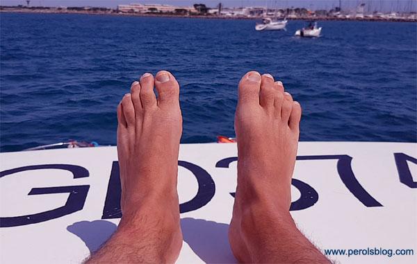 Balade en bateau depuis Carnon
