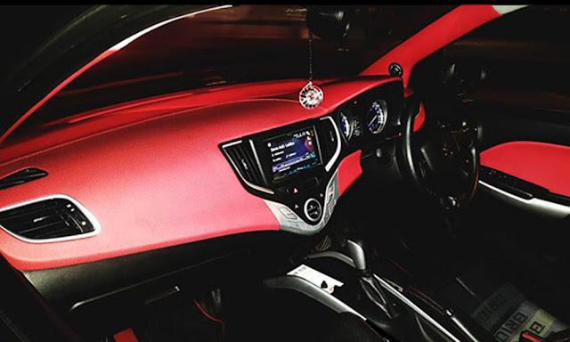 Suzuki Baleno Hatchback Modifikasi