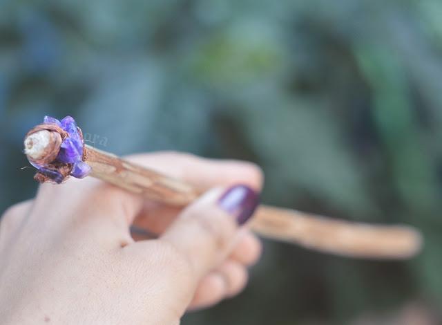 DIY Varinha mágica simples