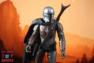 Star Wars Black Series The Mandalorian Carbonized Collection 15