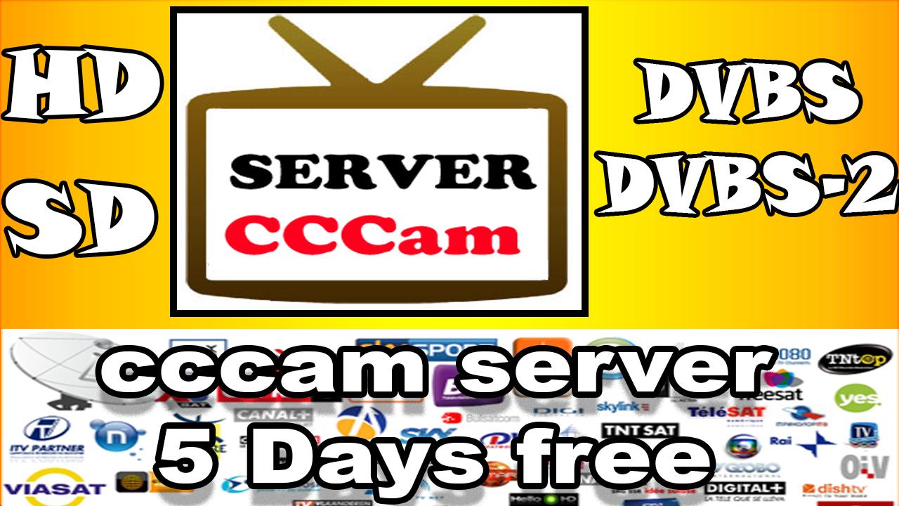 سيرفر مجاني قوي 2019 free cccam servers for 5 days - المحترف