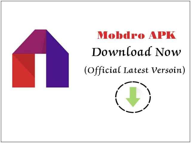 Mobdro apk app