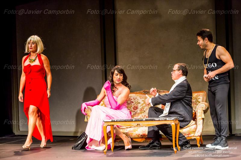 Fotografias de javier camporbin divorcio a la espa ola de Teatro principe gran via