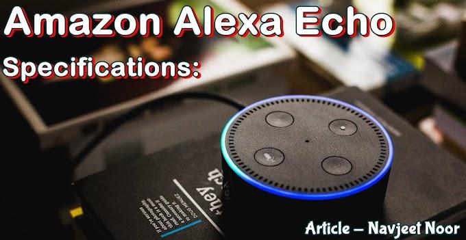 Comparison of Alexa Echo or Alexa Echo Dot (3rd gen)