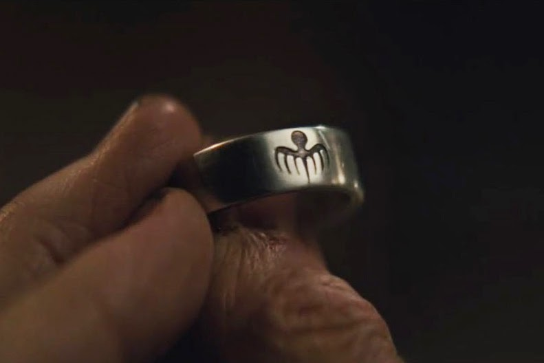 Spectre movie ring James Bond