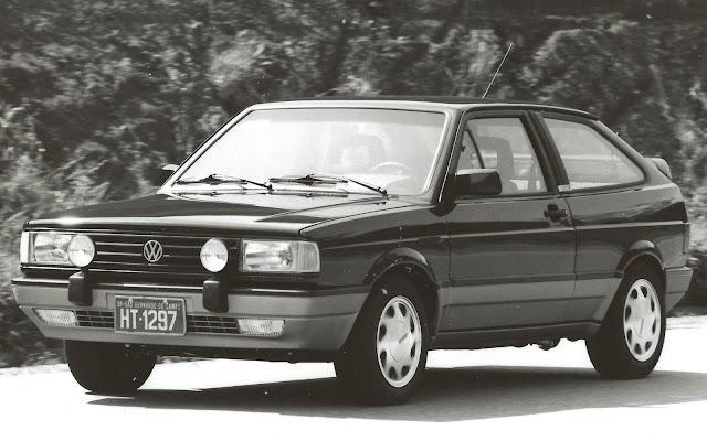 VW Gol GTI 1988