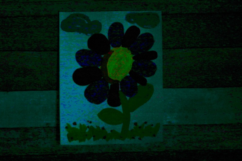 how to make glow in the dark paint