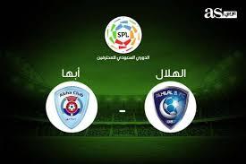 مشاهدة مباراة الهلال وأبها بتاريخ 23-08-2019 الدوري السعودي