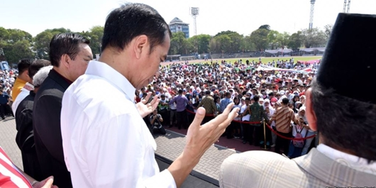 Yenny Wahid dan Yusuf Mansyur Akan Gelar Doa Bersama Untuk Kemenangan Jokowi