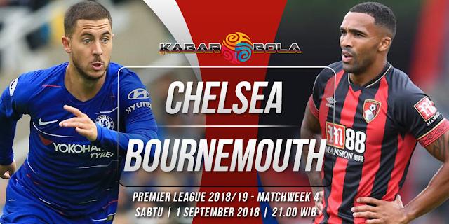 Prediksi Chelsea vs Bournemouth Liga Inggris