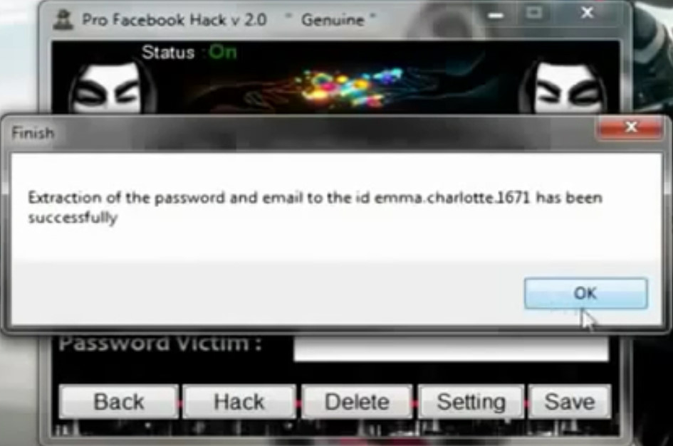 fb password hack software for pc