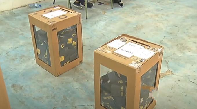 Las elecciones en Barahona tuvieron una alta participación