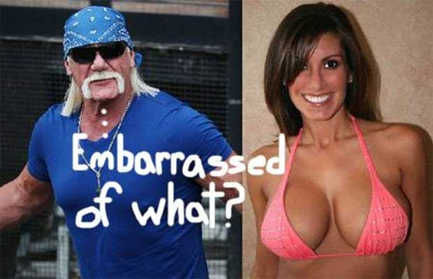 Recommend you Hulk hogans wife nude