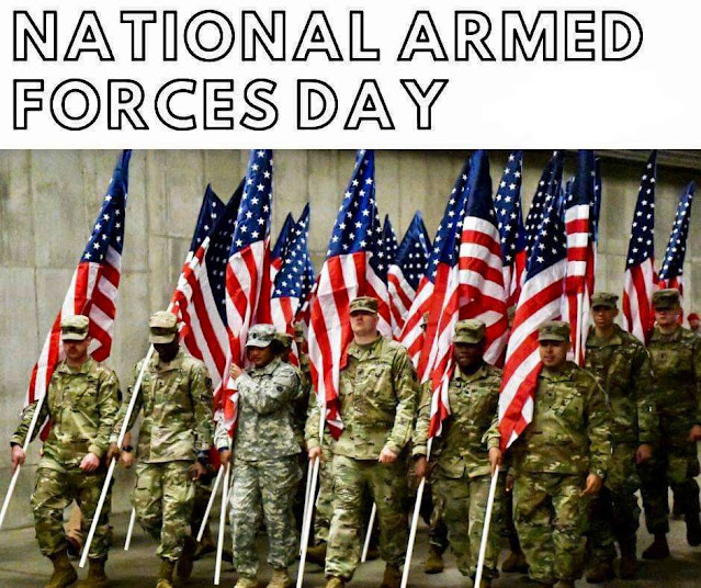 National Armed Forces Day Wishes Sweet Images