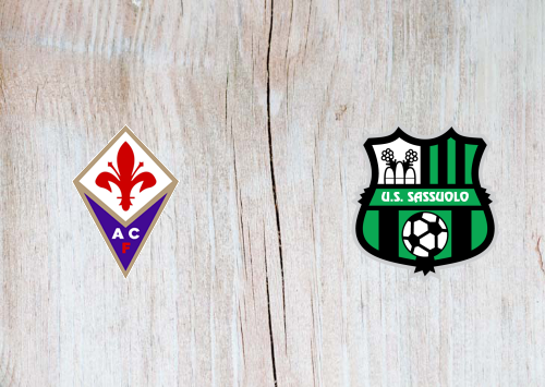 Fiorentina vs Sassuolo -Highlights 16 December 2020