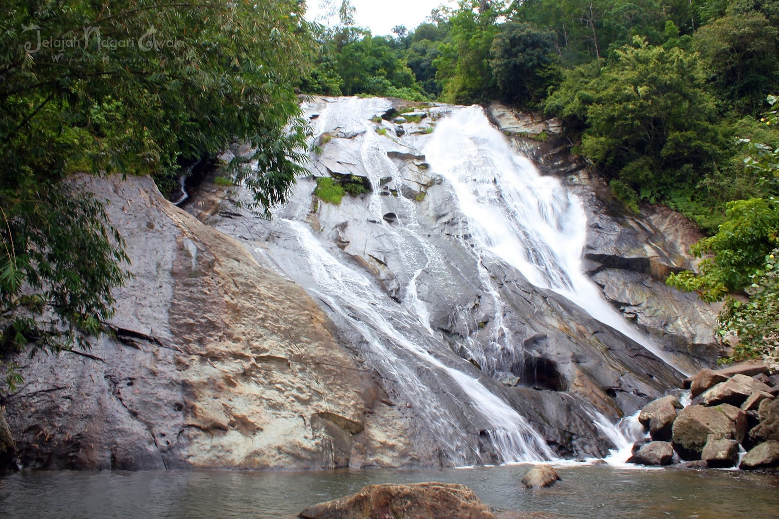 bayang sani waterfall