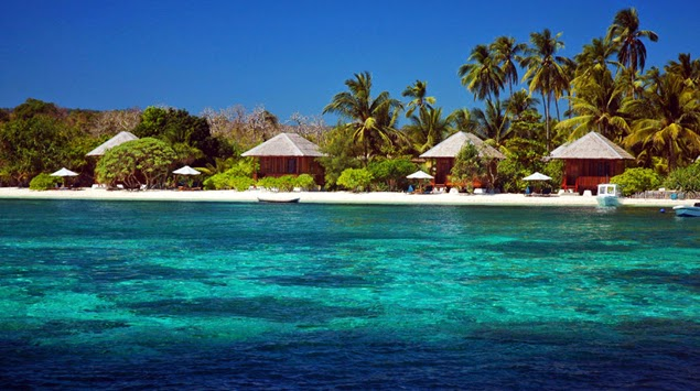gambar pulau selayar