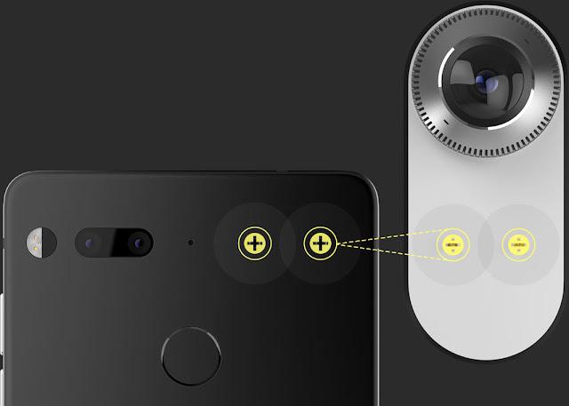 مواصفات وسعر الهاتف Essential PH-1 بالصور والفيديو