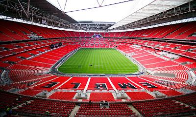 Los 10 mejores estadios de Fútbol - Wembley