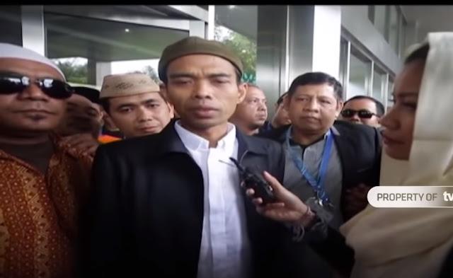 Ustaz Abdul Somad Beri Tanggapan soal Doa Neno Warisman, lalu Sampaikan Doa untuk Calon Pemimpin