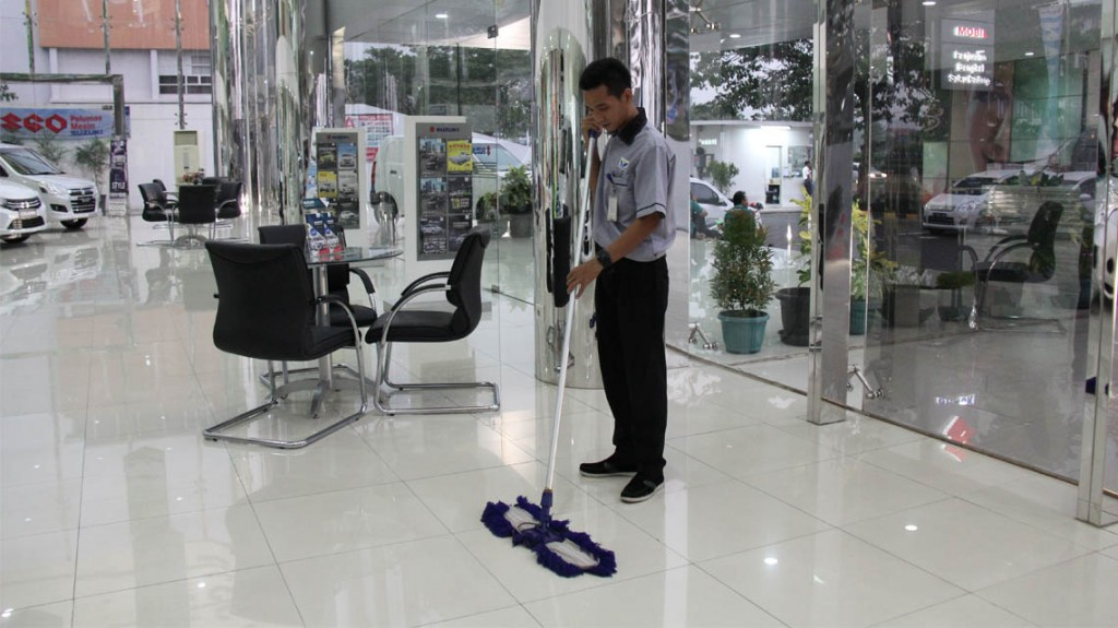 Memilih Cleaning Service yang Profesional