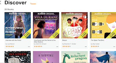 Audible Offers This Amazing Collection of Free Stories for Students