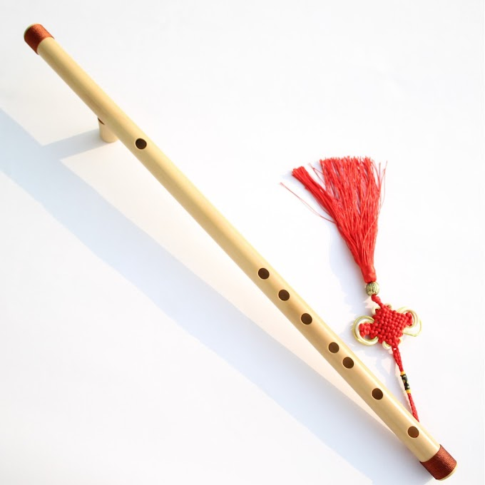 Traditional Instruments: Bamboo Flute