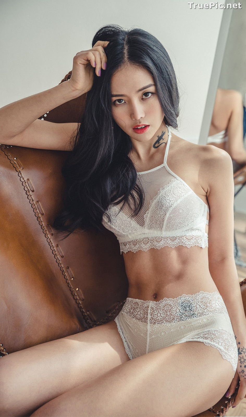 Image Korean Fashion Model – Baek Ye Jin – Sexy Lingerie Collection #6 - TruePic.net - Picture-2