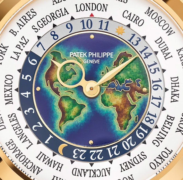 Patek Philippe 5231J-001 World Time